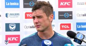 Melbourne Victory winger Marco Rojas is relishing the build-up to Sunday's Hyundai A-League 2017 Semi Final against Brisbane Roar.