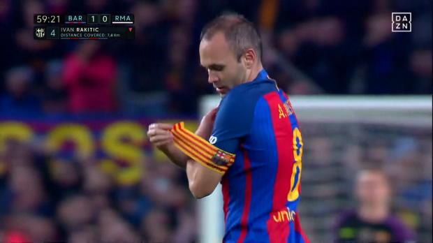 Iniesta zurück: Der Mann, der Barca zu Barca macht
