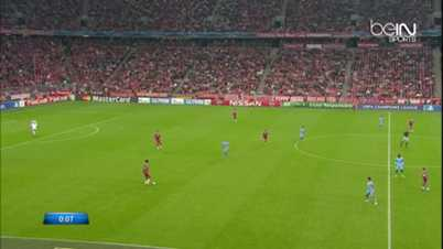 LdC : Bayern Munich 1-0 Man City