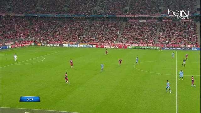 LdC : Bayern Munich 1-0 Man City