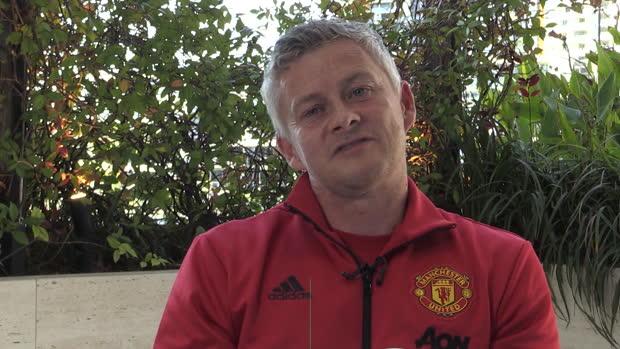 Man United - Solskjaer - 'Construire l'équipe autour de Pogba'