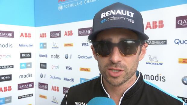 Formule E - N. Prost - 'Vergne mérite vraiment ce titre'