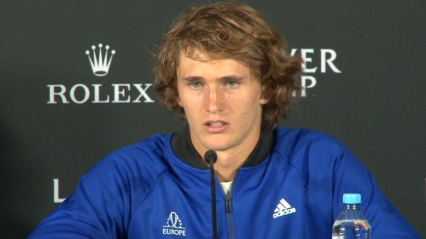 Laver Cup: Zverev erklärt Davis-Cup-Absage