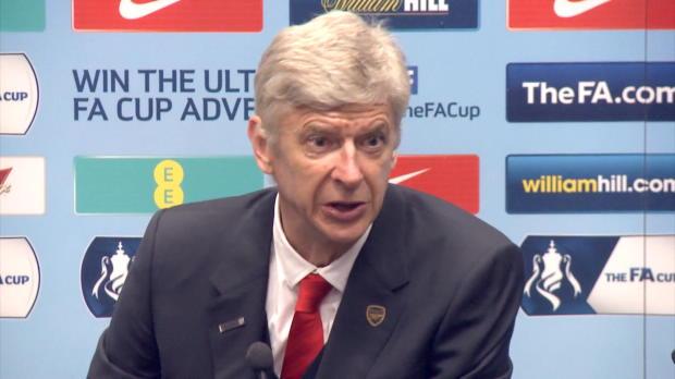 """FA Cup: Wenger lobt """"fantastischen"""" Sanchez"""