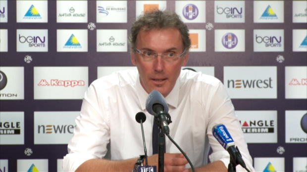 PSG -  Blanc : 'Faut-il �tre inquiet ?'