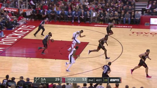 WSC: James Harden (28 points) Highlights vs. San Antonio Spurs