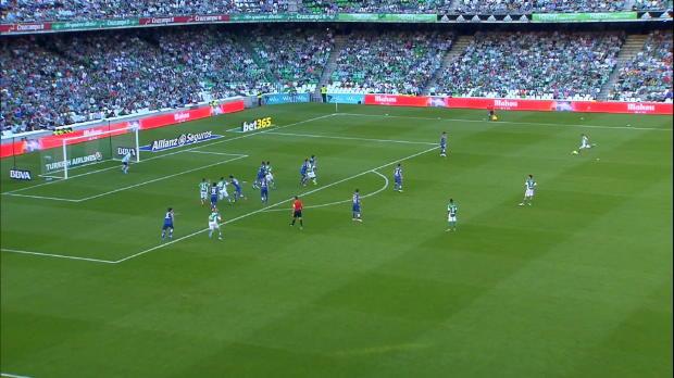 LaLiga Round 38: Real Betis 2-1 Getafe
