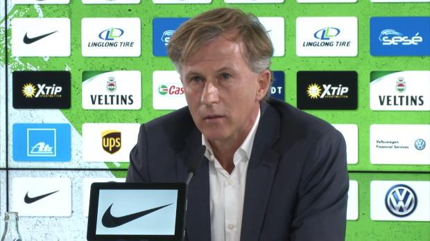 """Jonker: Wolfsburg? """"Riesen Herausforderung"""""""