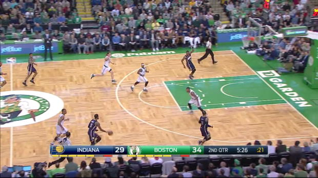 WSC: Highlights: Paul George (37 points) vs. the Celtics