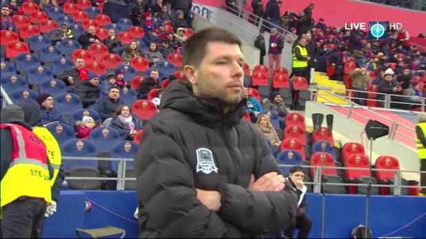 ZSKA Moskau - FK Krasnodar