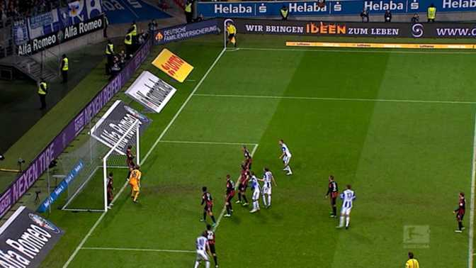 Bundes: le Top buts de la 16e journée