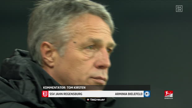 2. Bundesliga: SSV Jahn Regensburg - Arminia Bielefeld | DAZN Highlights