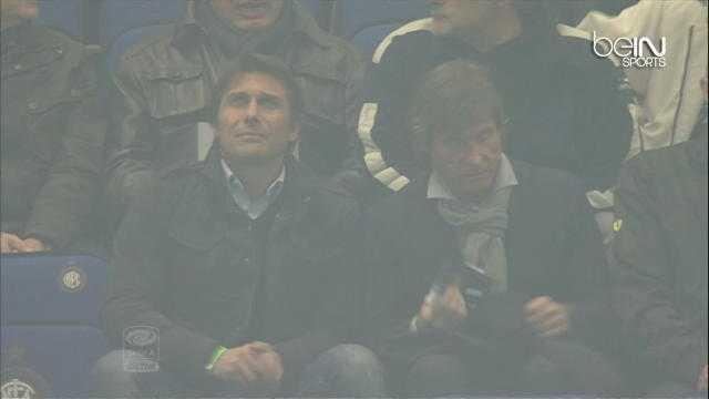 Serie A : Inter Milan 1-0 Sampdoria