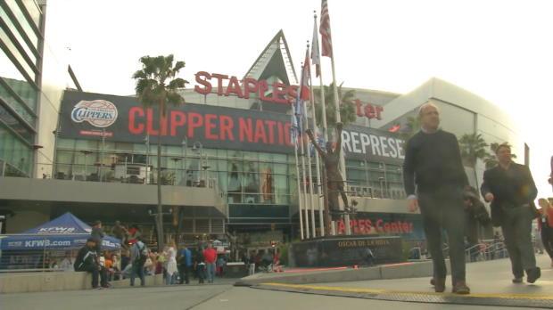 Basket : NBA - Clippers - Les fans de LA ravis du départ de Sterling