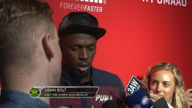 Bolt, encantado con el éxito