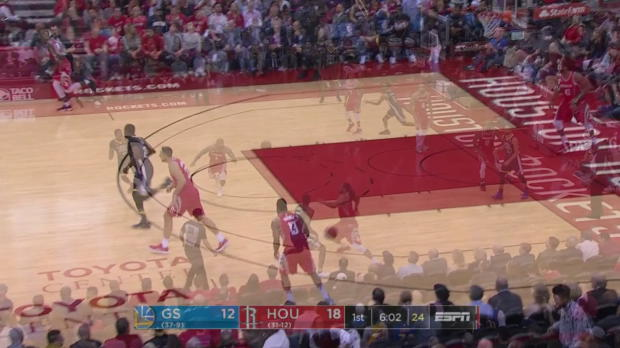 WSC: Draymond Green (21 points) Highlights vs. Houston Rockets