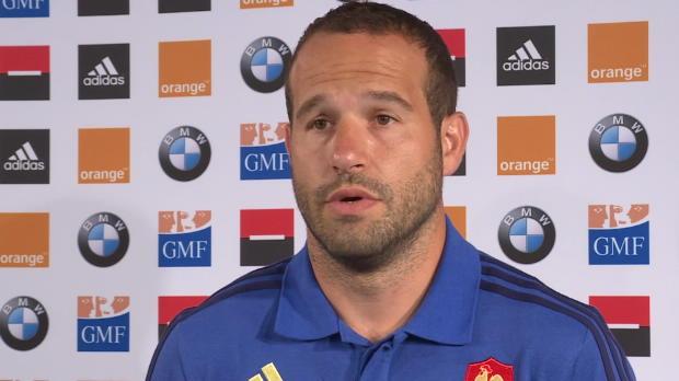 XV de France - Michalak - 'Pr�t � assumer n'importe quel r�le'