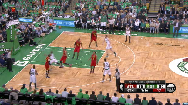 And-1 of the Night: Isaiah Thomas