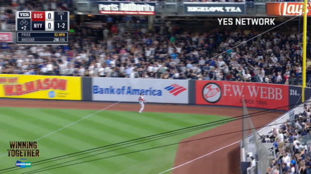 Voit mashes, Sevy deals in win