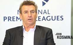 John Kosmina chats exclusively to the FFA about the 2014 NPL.