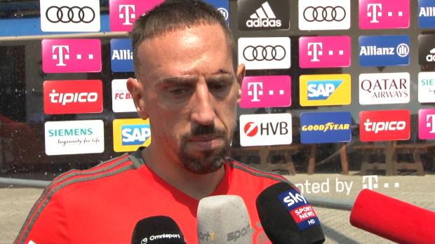 """Ribery: """"Niko Kovac weiß, was er macht"""""""