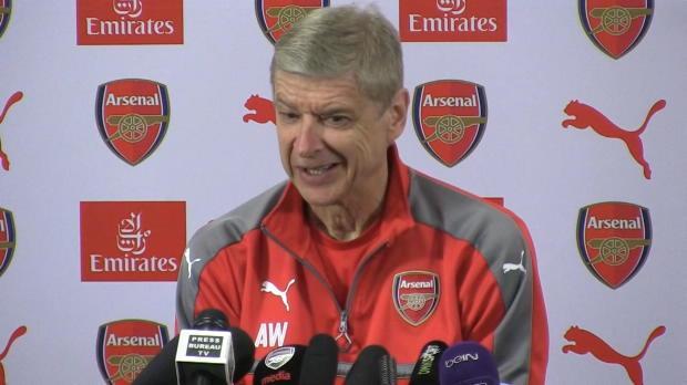 Wenger: Sanchez-Aktion war nicht peinlich!