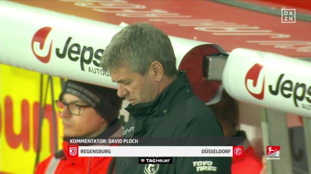 SSV Jahn Regensburg - Fortuna Düsseldorf