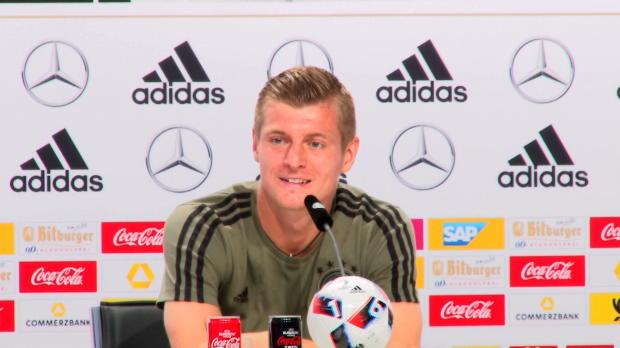 EM 2016: Kroos und Boateng zu Italien-Trauma