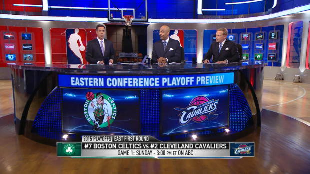 East Series Preview: Cavaliers - Celtics