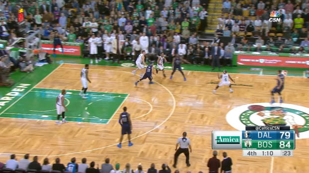 Assist of the Night - Isaiah Thomas