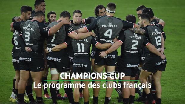 3e j. : 3e j. - Le programme des clubs français