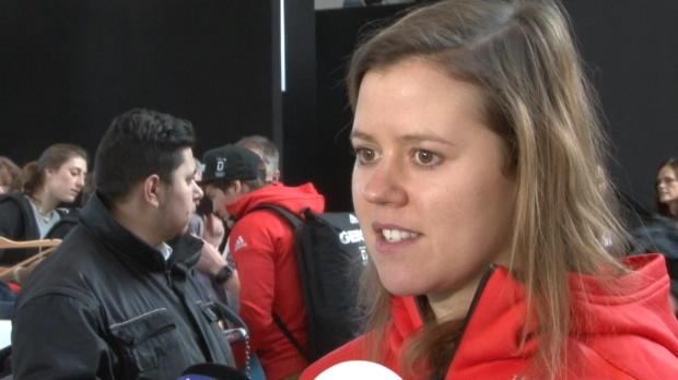 "Olympia 2018: Rebensburg: ""Extreme Vorfreude"""