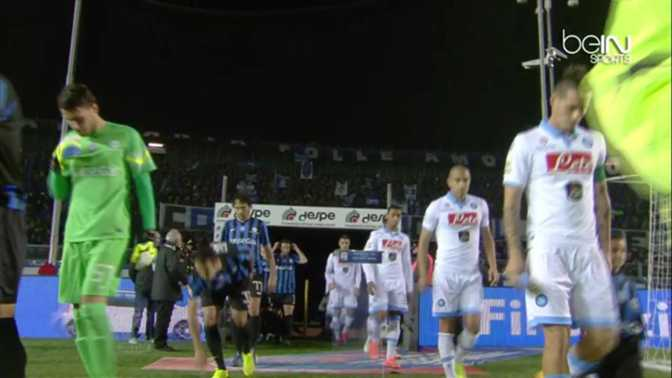 Serie A : Atalanta 1-1 Naples