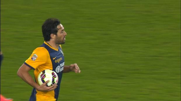 Verona 1-1 Lazio, Giornata 09 Serie A TIM 2014/15
