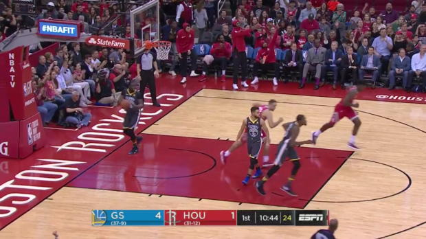 WSC: James Harden (22 points) Highlights vs. Golden State Warriors