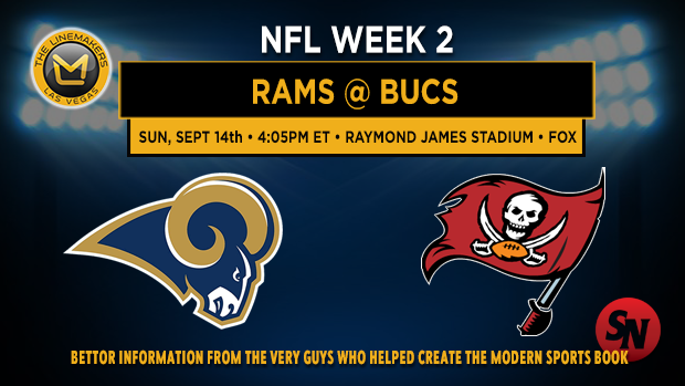 St. Louis Rams @ Tampa Bay Buccaneers