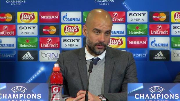 "Guardiola: ""Kein Tor, kein gutes Ergebnis!"""