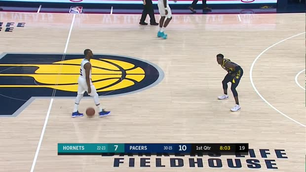WSC: Victor Oladipo, Kemba Walker Highlights from Indiana Pacers vs. Charlotte Hornets