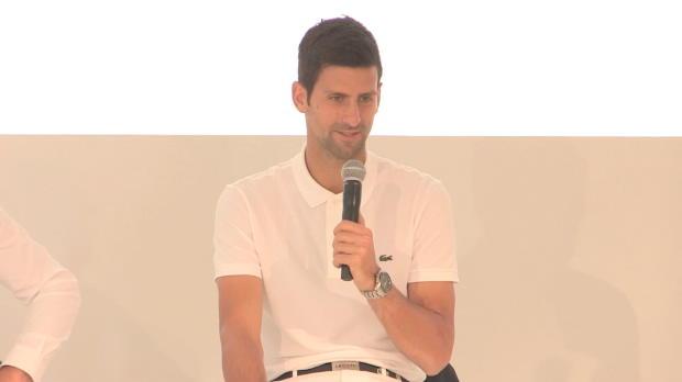 Djokovic: Will in Reihe mit Becker und Agassi