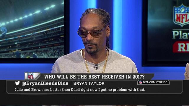 Snoop Dogg: Why Antonio Brown is a better receiver than Odell Beckham