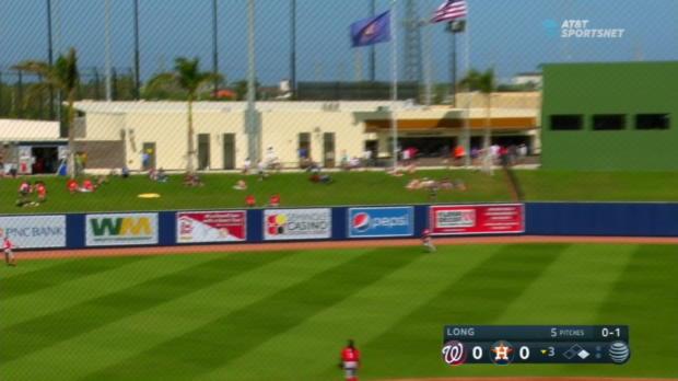 Stassi's two-run long ball