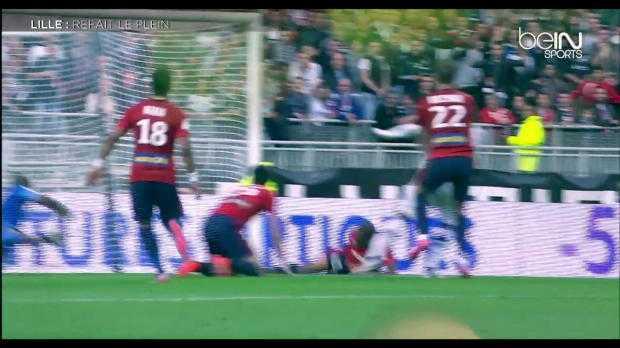 Ligue 1 : Lille refait le plein