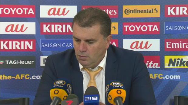 Caltex Socceroos press conference