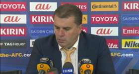 Coach Ange Postecoglou was proud of the result and performance following the Caltex Socceroos' 2-0 win over Iraq.