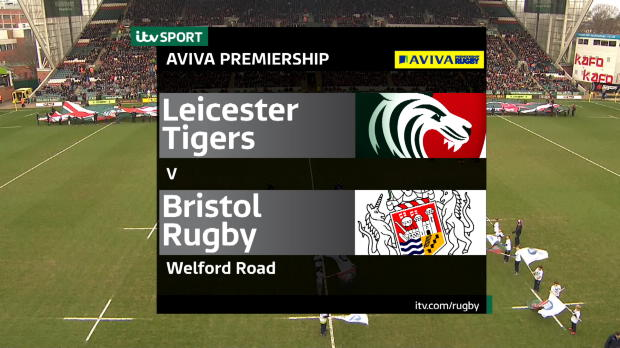 Aviva Premiership - Match Highlights - Leicester Tigers v Bristol Rugby