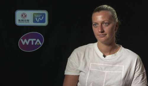 Kvitova Interview: WTA Wuhan Final