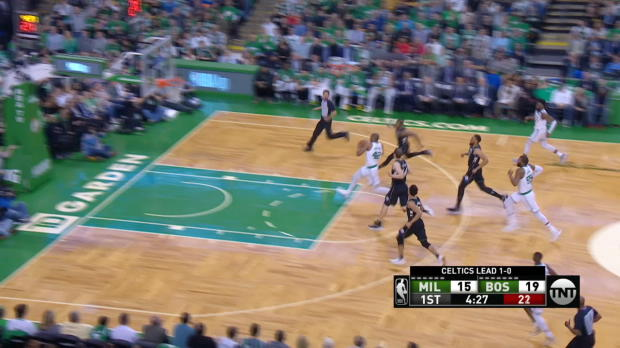 Steal of the Night: Al Horford