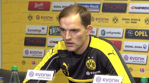 "Tuchel: Youngster ""am absolut oberen Limit"""