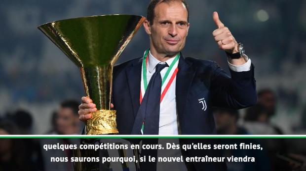 Juventus - Lippi - 'Le prochain entraîneur ? Difficile à dire'