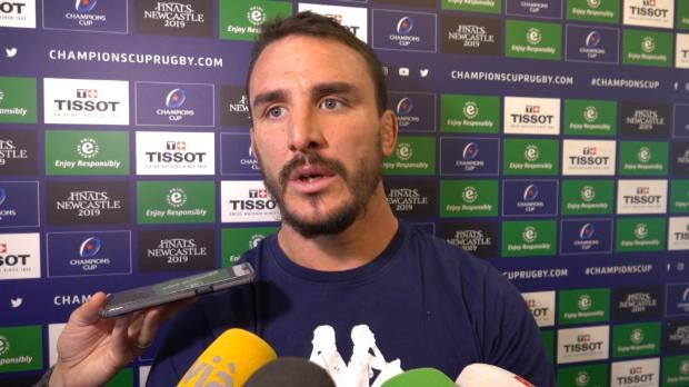 """Rugby : 5e j. - Picamoles - """"J'ai pas forcé le discours"""""""
